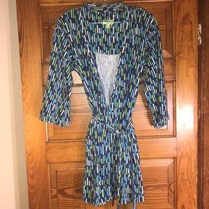 Vera Bradley Robe S/M Katalina Showers
